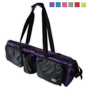 "Amazon.com: YogaAddict. Bolsa de mano para gimnasio "" ..."