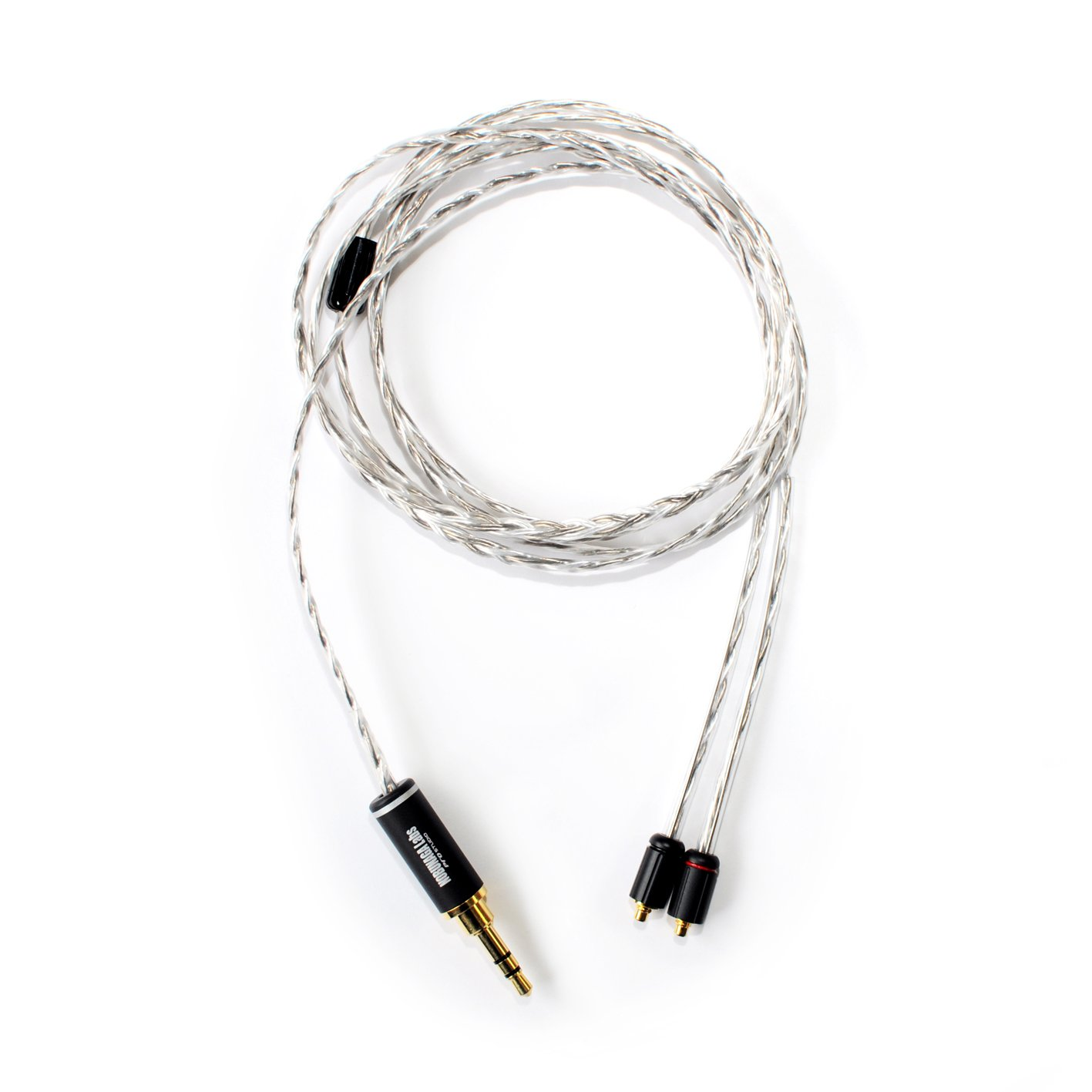 OCC Silver Plated Audio Cable wire For JVC HA-FW01 HA-FW02 Headphones