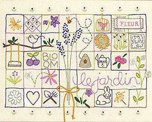 Dimensions Crafts 71 01545 Sampler Embroidery