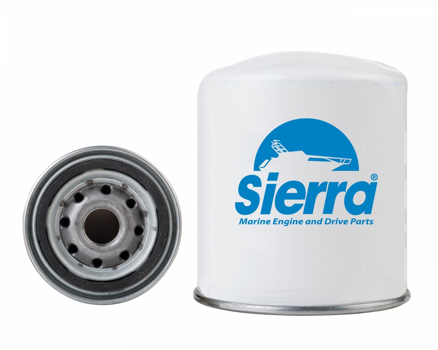 Durable Service Sierra 18 8126 Diesel Fuel Filter For Volvo Penta 2004 Dodge Magnum Marine Engines 861477