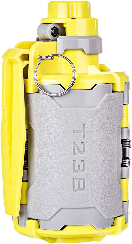 GODNECE T238 V2 Granada de Mano para Nerf Granate, Bolas de Agua, táctica, para Nerf Airsoft CS