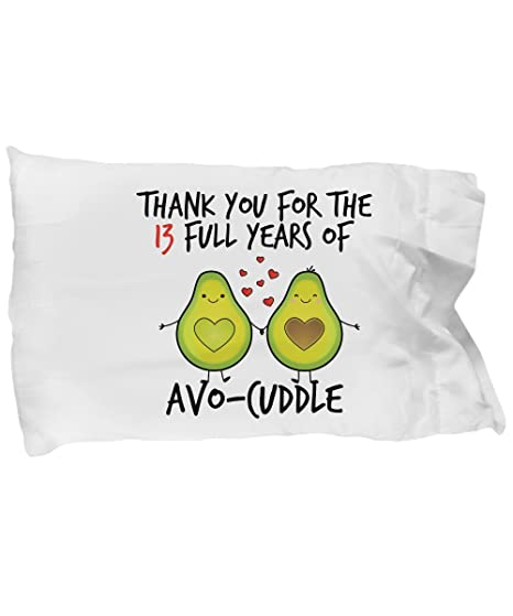 Amazon 13th Wedding Anniversary Gifts For Him Avocuddle 13