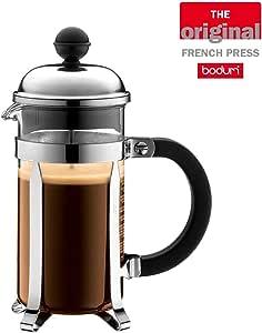 Bodum Australia Pty Coffee Maker French Press, Chrome, 1923-16