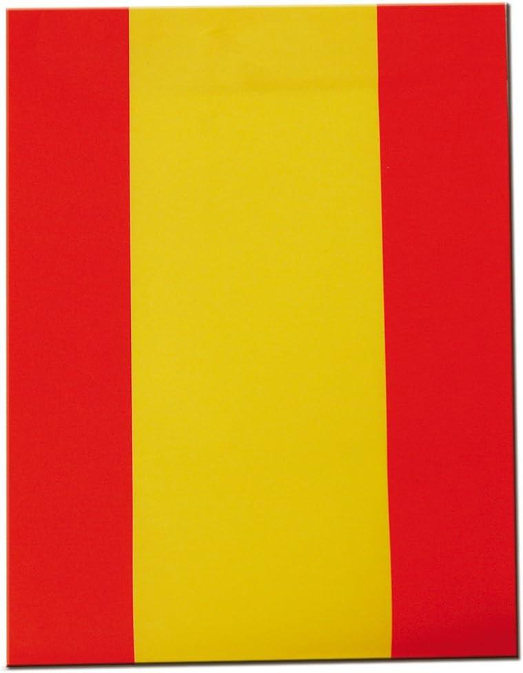 Verbetena - Bandera papel España, 15x20 cm, bolsa 2x25 metros ...