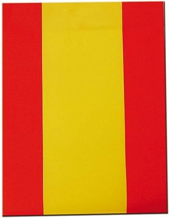 Verbetena - Bandera papel España, 15x20 cm, bolsa 2x25 metros (011200041): Amazon.es: Juguetes y juegos