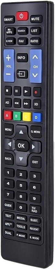 Samsung y LG TV de mando a distancia con función Smart – Funciona con todos los LG y Samsung televisores – A partir de 2000 Remote Control Mando a distancia Venton: Amazon.es: Electrónica