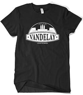 Cybertela Mens Vandelay Industries T Shirt