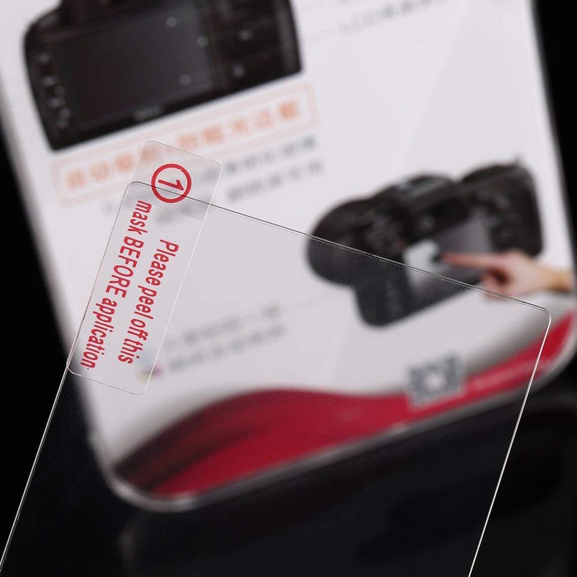Protector de Pantalla LCD de Cristal Templado para c/ámara Sony A7//A7R//A7S