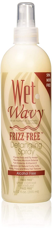 Wet N Wavy Detangiling Spray Bonus, 12 Ounce