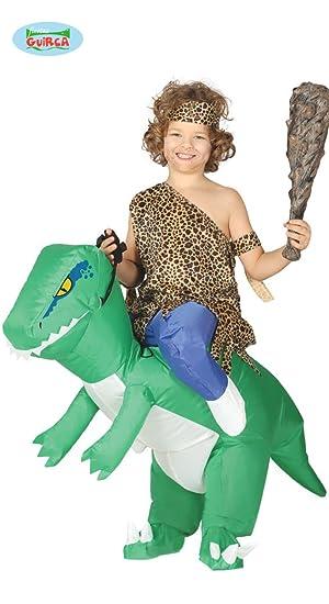 Guirca 88528 - Dinosaurio Hinchable Infantil Talla 7 9 Años ...