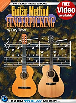 fingerstyle guitar lessons for beginners teach yourself how to play guitar free video. Black Bedroom Furniture Sets. Home Design Ideas