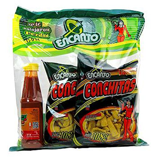 Encanto Conchitas & Salsa Combo, 1 Count (MEXICAN FOOD)