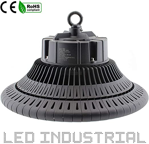 Foco Industrial Campana LED 150Watt 125L/W Proyector Techo Naves ...