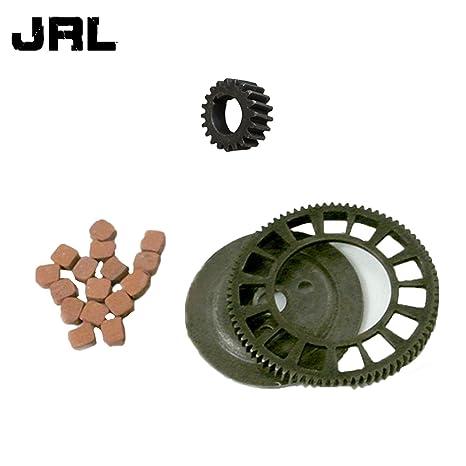 jrl grandes almohadillas de fricción & Push de rueda dentada de embrague para 66/80cc