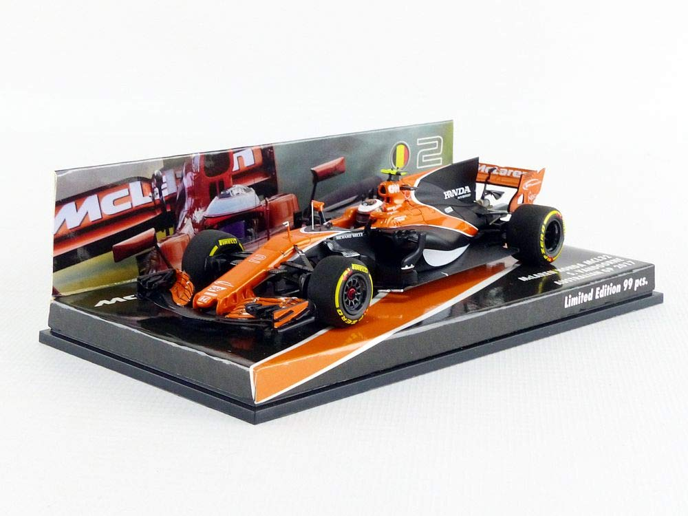 Minichamps Miniatur-Kollektion 557174302 Orange//Schwarz