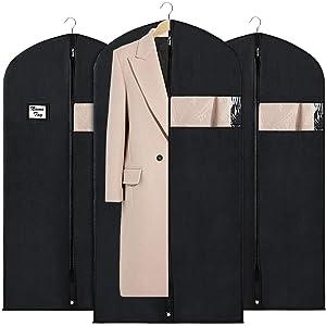 Rayen - Funda de ropa para armario. Funda de traje para ...