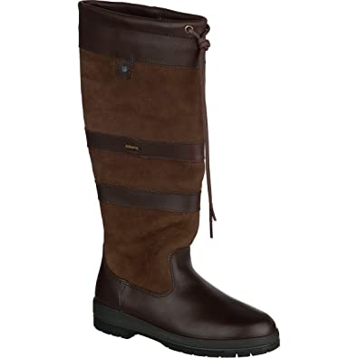 c9519f368b2 Dubarry Women's Galway In Black/Brown: Amazon.co.uk: Shoes & Bags