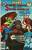 DC Giant Super-Heroes Battle Super-Gorillas #1 (Winter 1976)