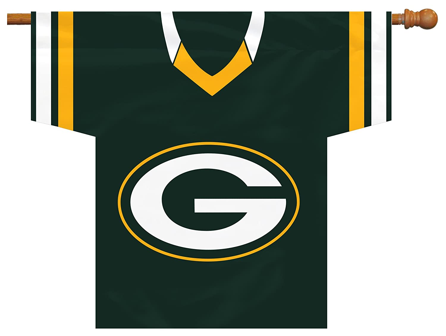 Amazon.com   NFL Green Bay Packers Jersey Flag f23d65393