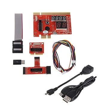 Amazon.com: otgo 1pc kqcpet6 V6 tipo B Computadoras de ...