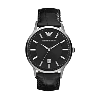Review Emporio Armani Classic Watch