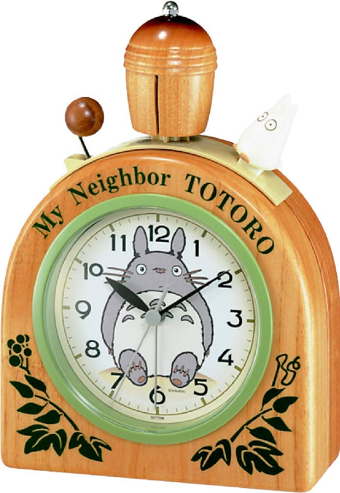 Citizen My Neighbor Totoro Rhythm Clock R455N 4RA455MN06