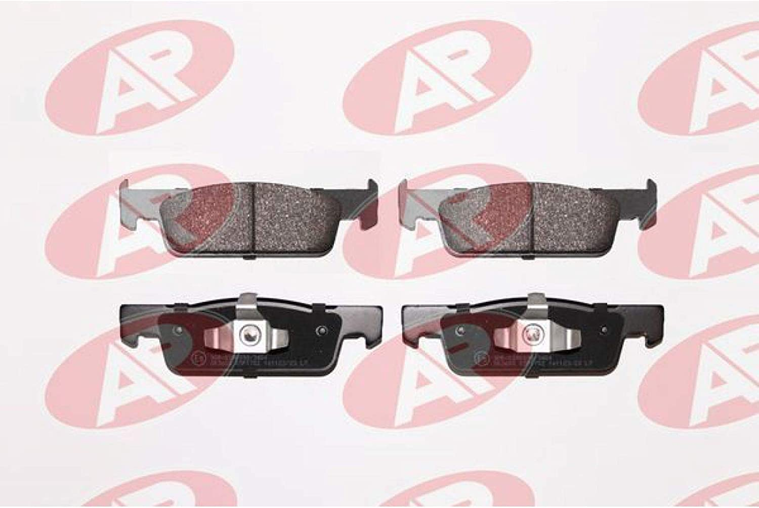 disc brake LPR 05P1702/ Brake Pad Set