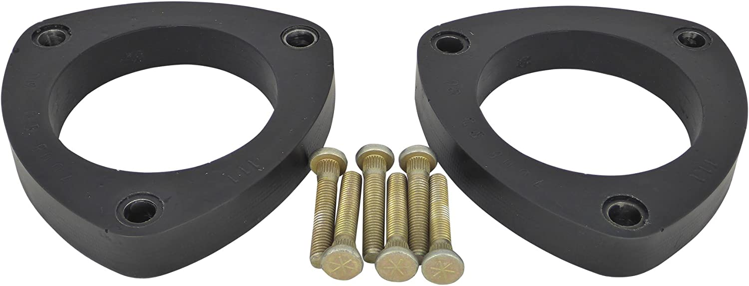 Rear strut spacers 10mm for SUBARU Forester 96-07 Legacy 93-98 Leveling Lift Kit Impreza 00-07