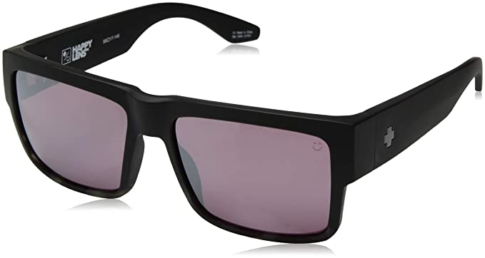 9a728de05d Image Unavailable. Image not available for. Colour  Spy Mirrored Cyrus  673180221792 Black Rectangle Sunglasses