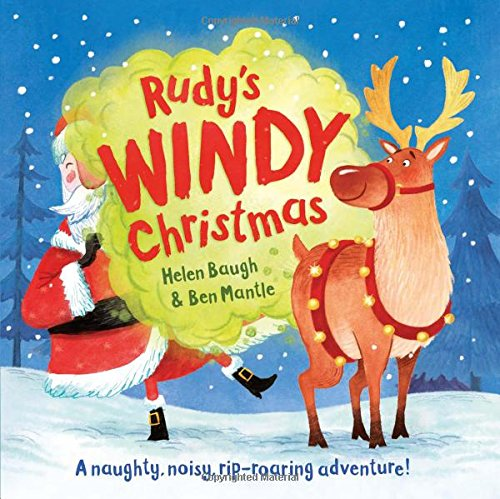 Rudy The Red Nosed Reindeer - Rudy's Windy Christmas