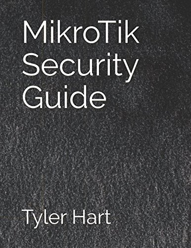 Price comparison product image MikroTik Security Guide