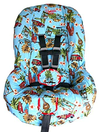 Excellent Amazon Com Babble Chic Toddler Car Seat Cover Aloha Baby Dailytribune Chair Design For Home Dailytribuneorg