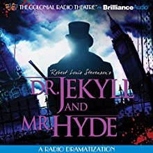 Robert Louis Stevenson's Dr. Jekyll and Mr. Hyde (Dramatized) Radio/TV Program Auteur(s) : Gareth Tilley Narrateur(s) : Jerry Robbins, J. T. Turner,  The Colonial Radio Players
