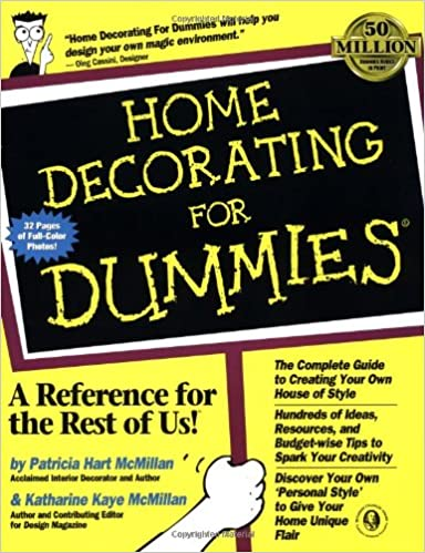 home decorating for dummies for dummies computer tech patricia