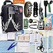 hiking gear kit