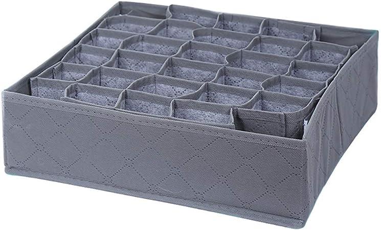 Kentop cajones Organizador Cajón Caja con 30 Compartimentos para ...