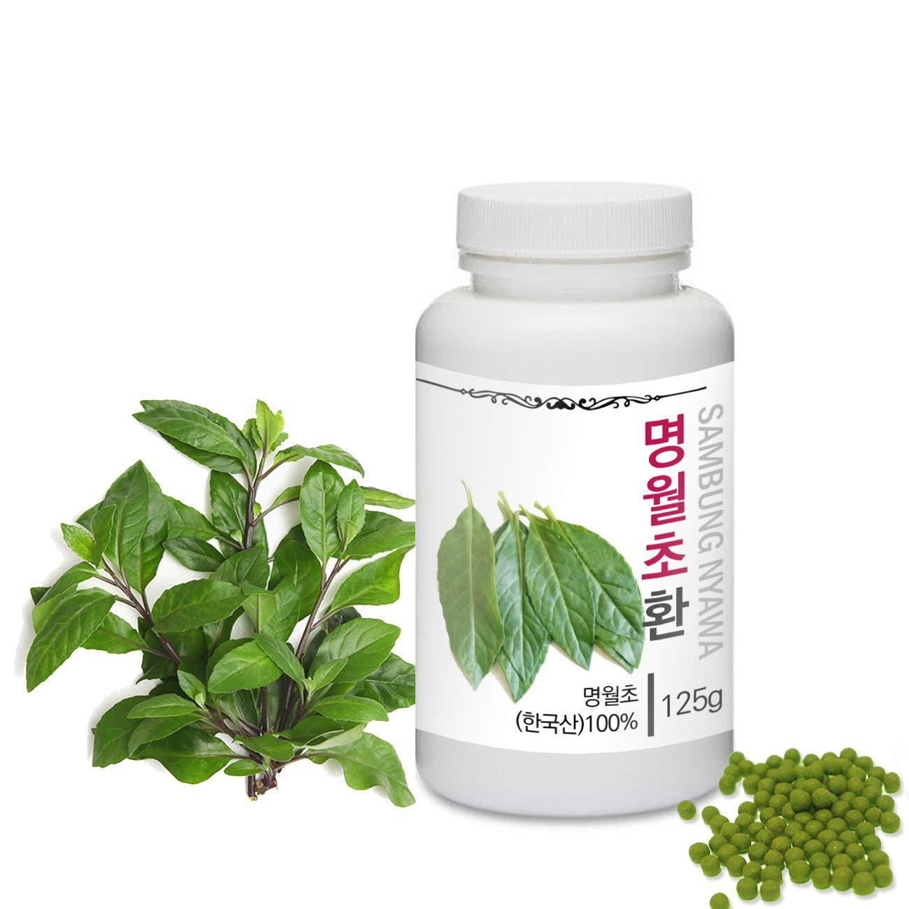 [Medicinal Korean Herbal Pills] Prince Natural Sambung Nyawa Pills/프린스 명월초환 (Sambung Nyawa/명월초) by Prince Herb