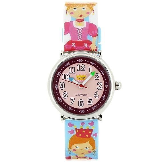 Baby records CB002 Coffret Royaume Enchanté - Reloj infantil ...