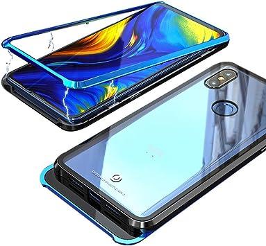 Funda Magnética para Xiaomi Mi Mix 3,[360 Protección de Cuerpo ...