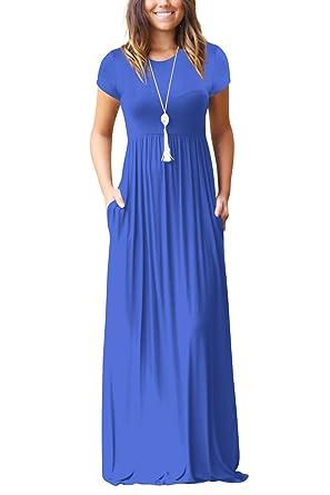 e757c212f045 Dasbayla Robes Longues Femmes
