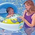 Iusun Baby Float Seat Boat Swim Ring Pool Inflatable Swimming Safe Raft Kid Water Car