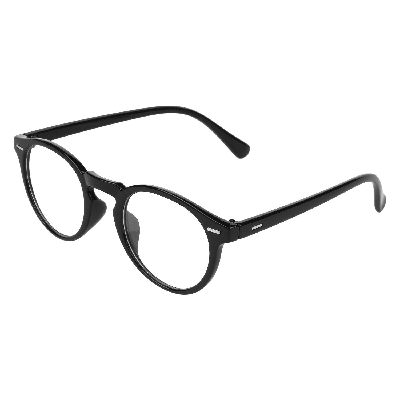 b1ff4c71f7c Zyaden Full Rim Round Unisex Eyewear Frame (Frame-A198