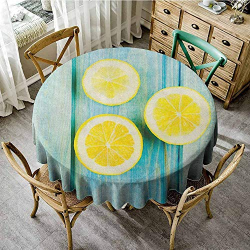 Round Tablecloth 35