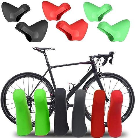 Shop Sport Funda de Silicona para Palanca de Cambios de Bicicleta de Carretera SRAM de 20 velocidades, Color Verde: Amazon.es: Deportes y aire libre