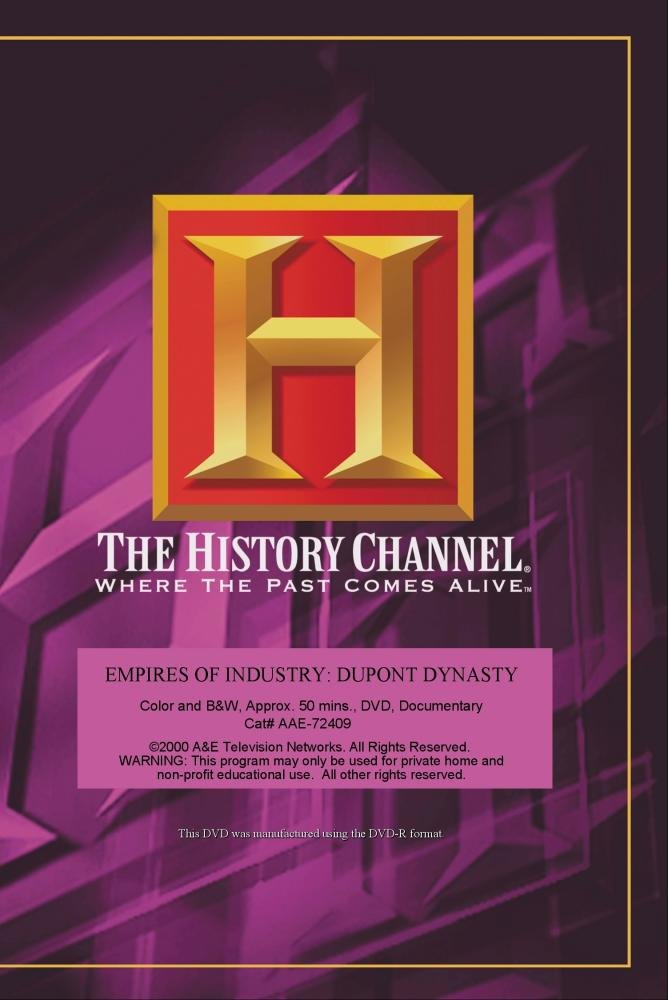 Amazon com: EMPIRES OF INDUSTRY: DUPONT DYNASTY: Dupont