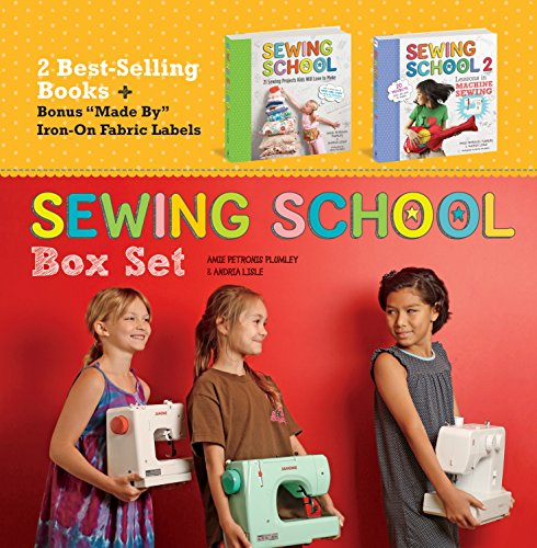 Sewing School ® Box Set