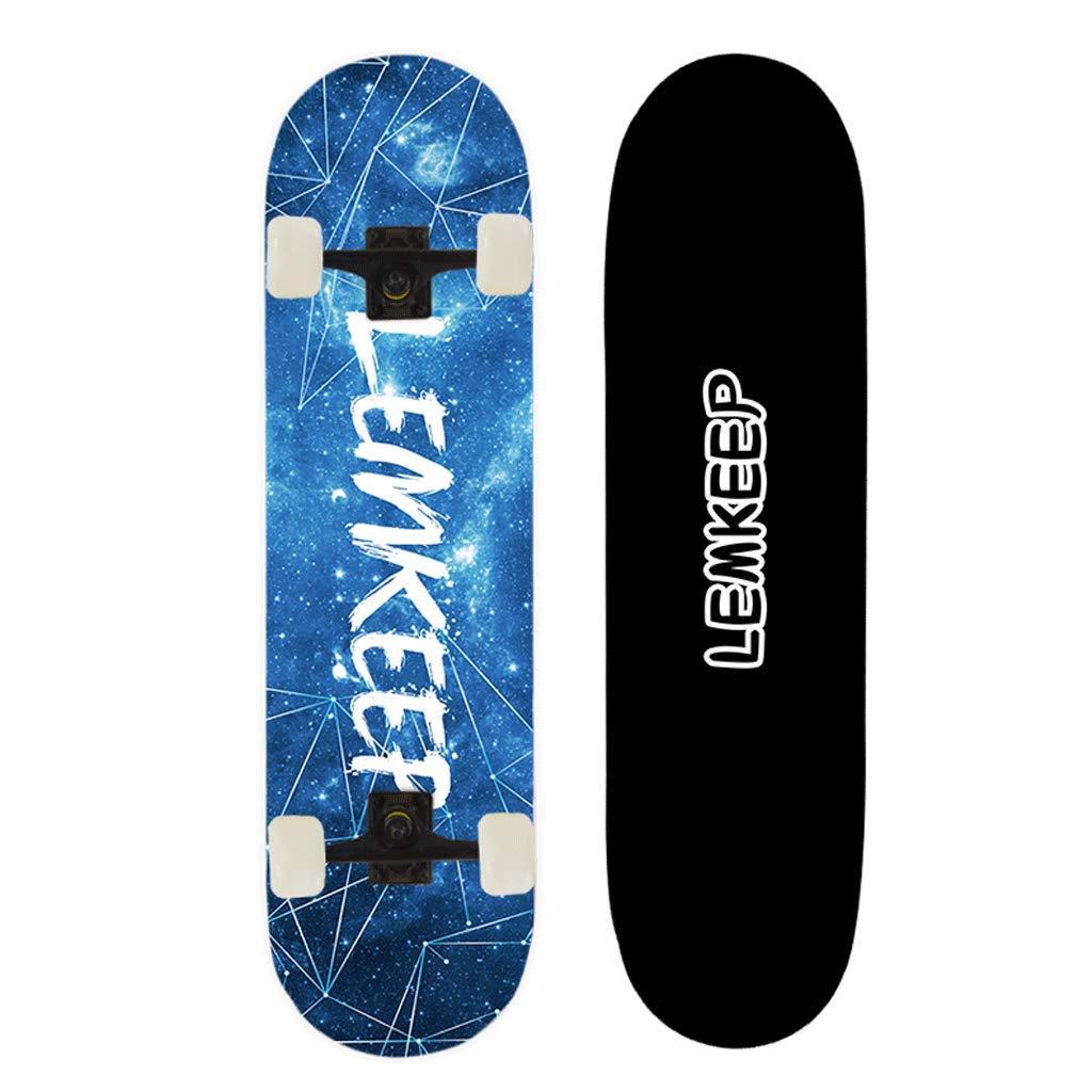 オープニング 大放出セール Weiyue サイズ スケートボード- Weiyue スケートボードプロフェッショナル子供初心者エントリーレベルユース四輪スクーター (色 : A, サイズ さいず さいず : 70x20x10cm) B07MT86X5P A 70x20x10cm, AROTHO:72a89492 --- a0267596.xsph.ru