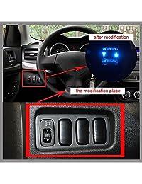 2,1 A 1,2 A 2 x USB Interfaz Socket uso inteligente teléfono iPhone iPad GPS Cargador de Coche Especial para Mitsubishi ASX,, LANCER, Outlander, PAJERO