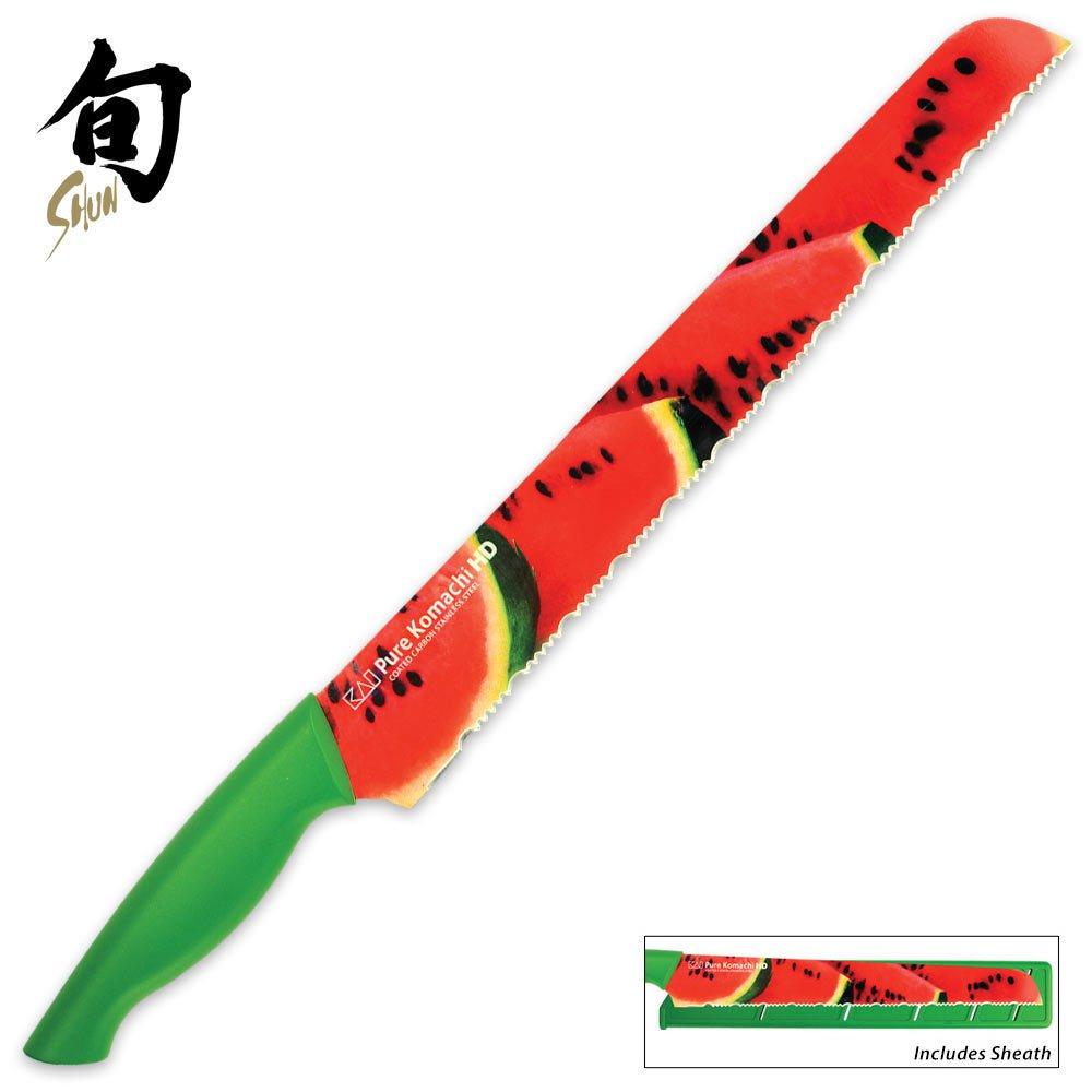 Komachi AB9078 Pure HD Melon Knife, 11-Inch