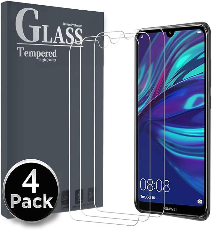 Ferilinso Cristal Templado para Huawei Y7 Prime 2019/ Huawei Y7 ...